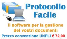 Convenzione Protocollo Facile