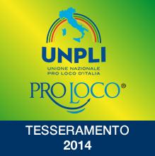Tesseramento Pro Loco 2014